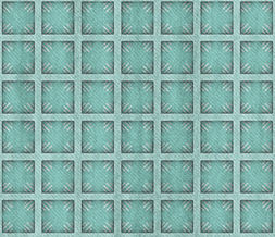 Free Turquoise Twitter Background - Blue Pattern Design for Twitter