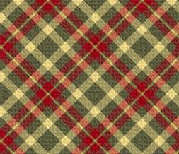 Tiling Xmas Plaid Twitter Background-Green & Red Plaid Background for Twitter